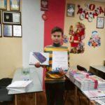 Поздравляем призера конкурса Максима Заболотного