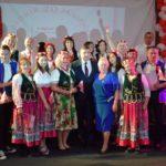 Награждение «Серебряным Крестом» главы Полонии