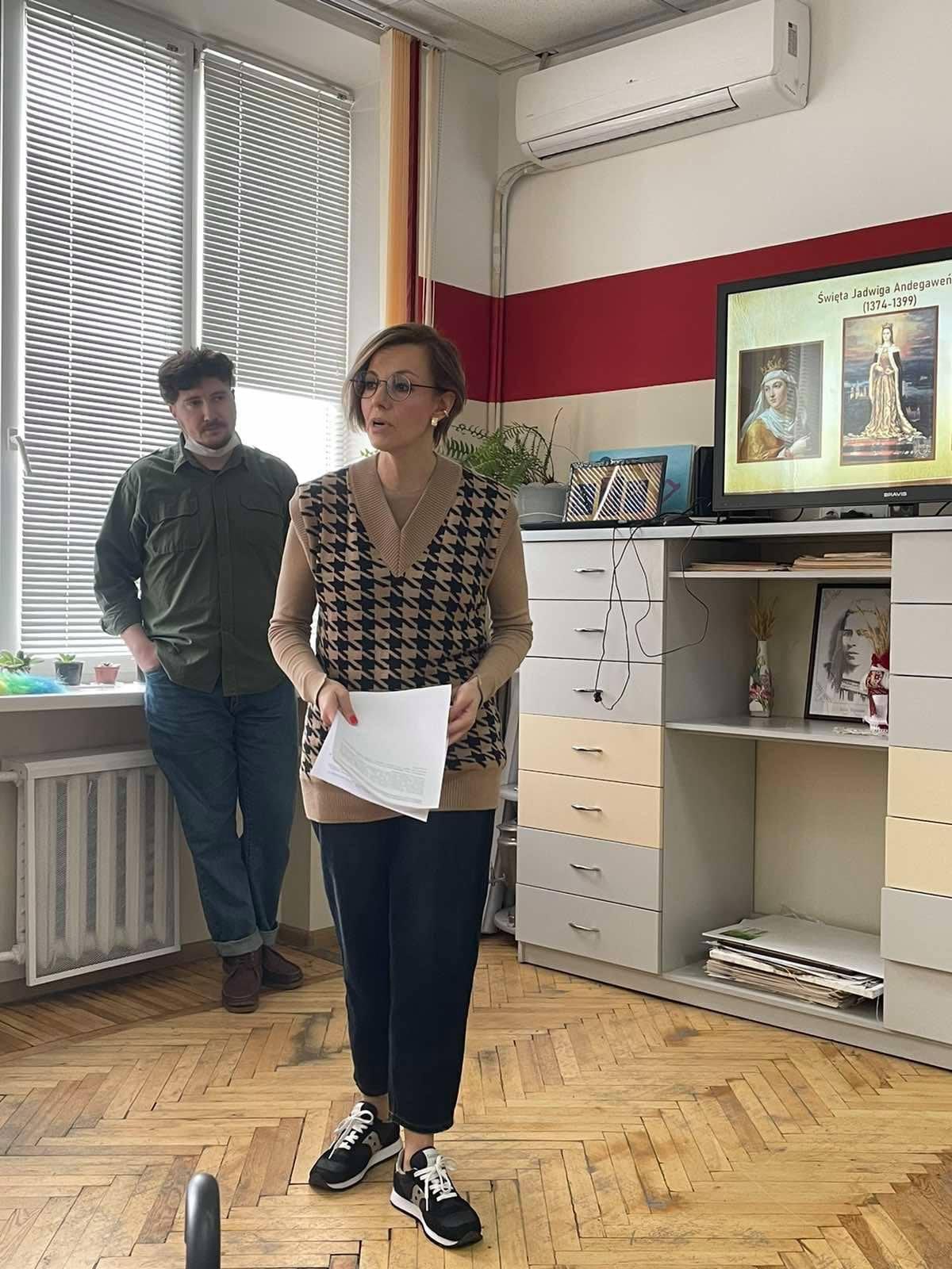 Разговорный клуб: знаковые польские женщины в истории Польши