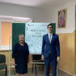 Встреча с вице-консулом Генерального консульства Республіки Польща