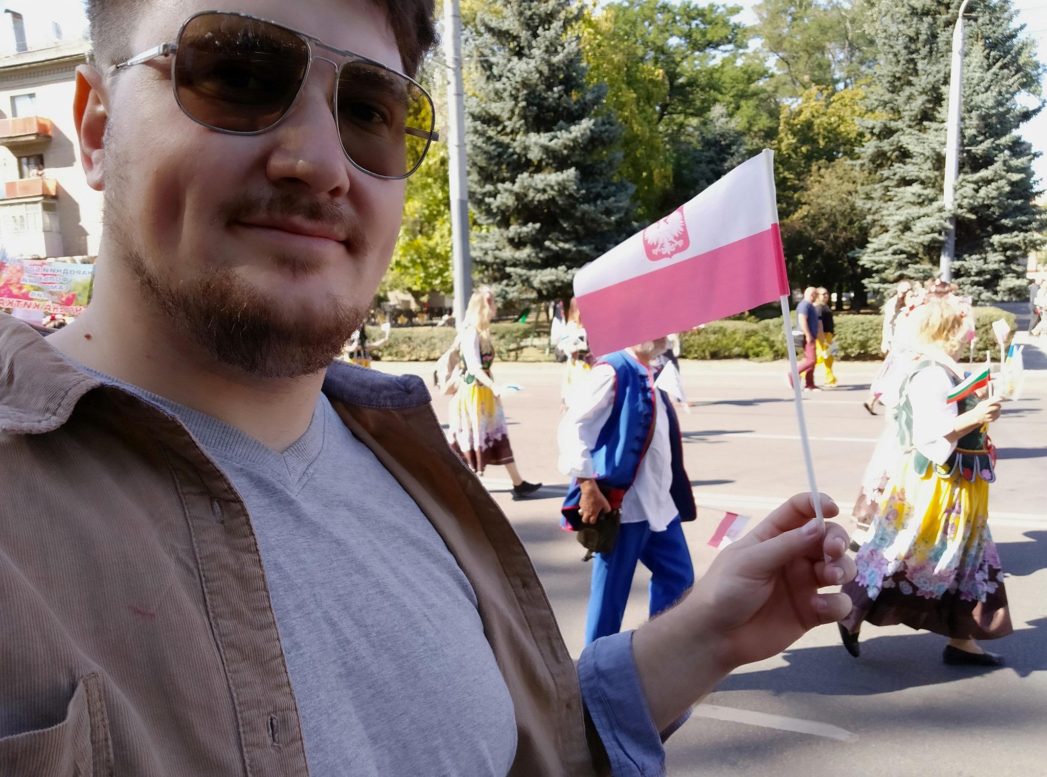 """CПЗ """"Полония"""" в Мелитополе на """"IX Соборе болгар Украины"""""""