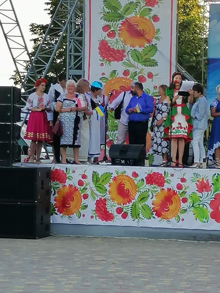 Всеукраинский фестиваль «Мы - украинские»