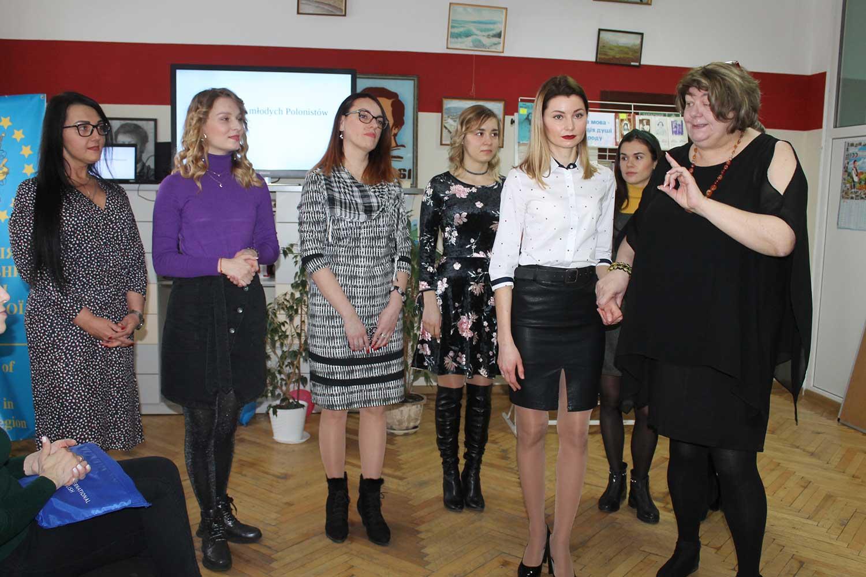"""Открылась """"Akademia młodych Polonistów"""""""
